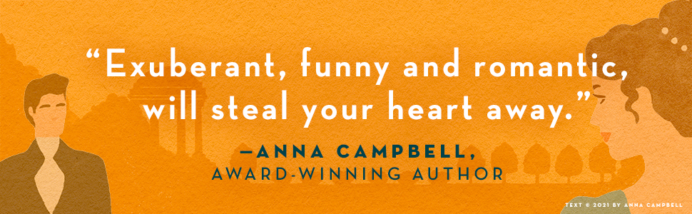 Never Fall for Your Fiance Virginia Heath Anna Campbell quote