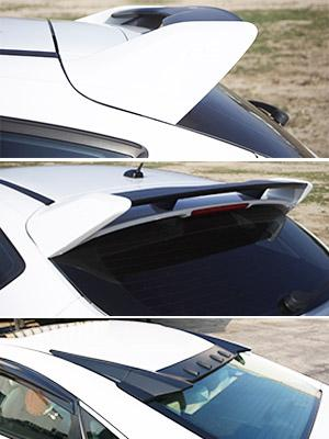 why choose us roof spoiler-left
