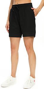 Cotton Casual Short for Women