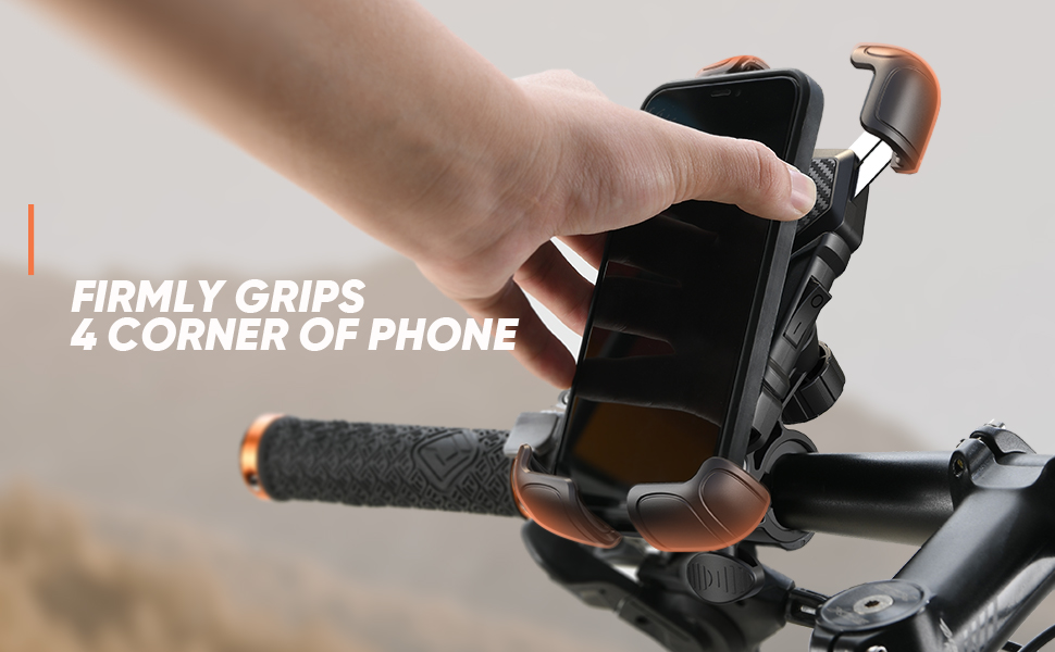 phone bike mount phone mount for bicycle cell phone holder for bike