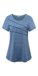 Workout t shirts for women