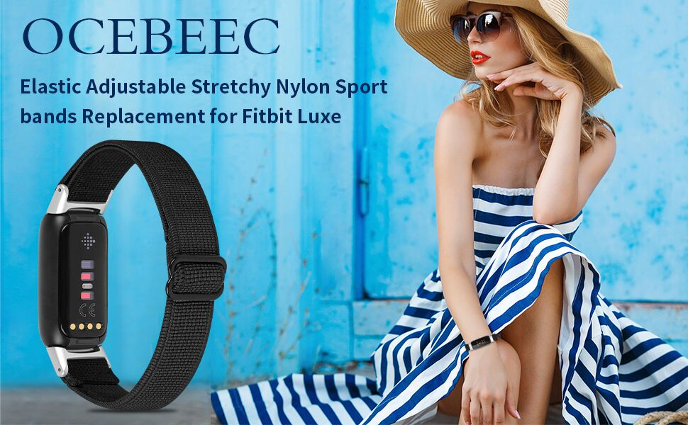 fitbit luxe bands for women