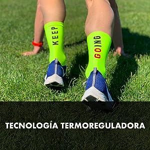 Calcetines técnicos deporte hombre y mujer