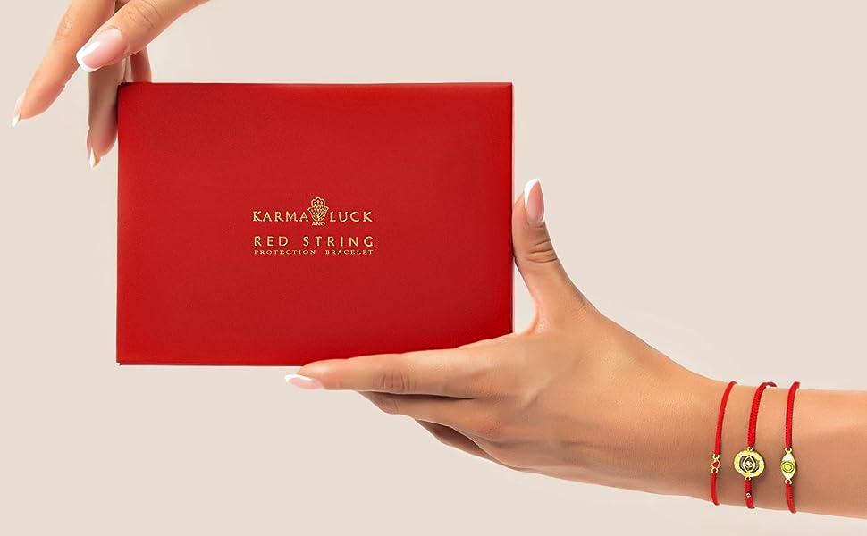 Red String Protection Bracelet