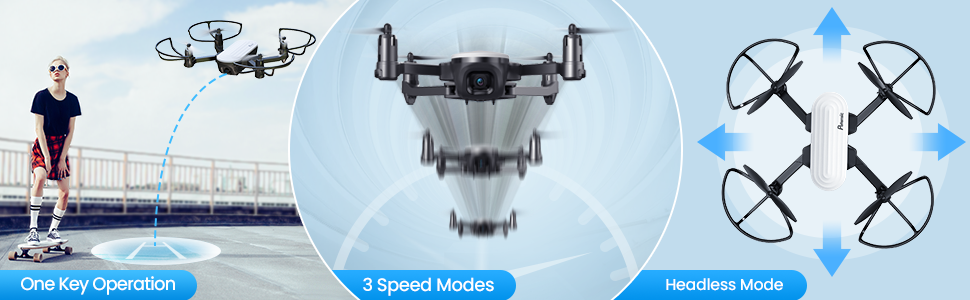 Potensic Elfin Drone