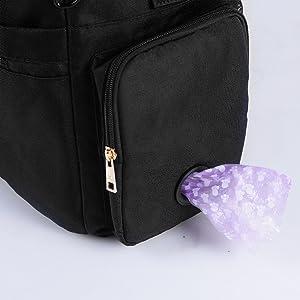Poop Bag Dispenser Pocket