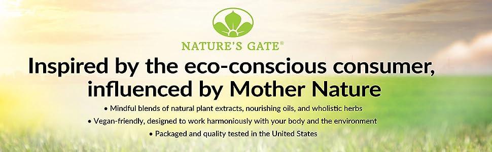 Nature's Gate, Herbal Shampoo