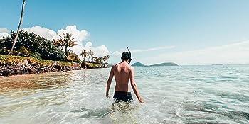 Swim Brief Men Underwear with Pocket Bathing Shorts