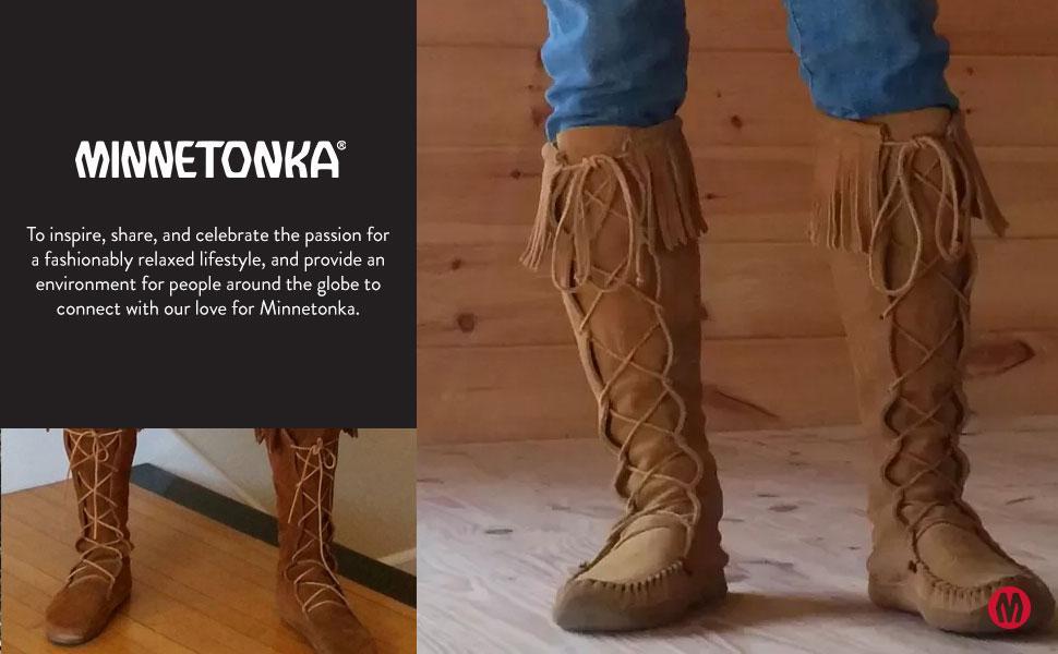 fringe front guy hi high indian knee lace laced leather men moc mocc moccasin native outdoor pant
