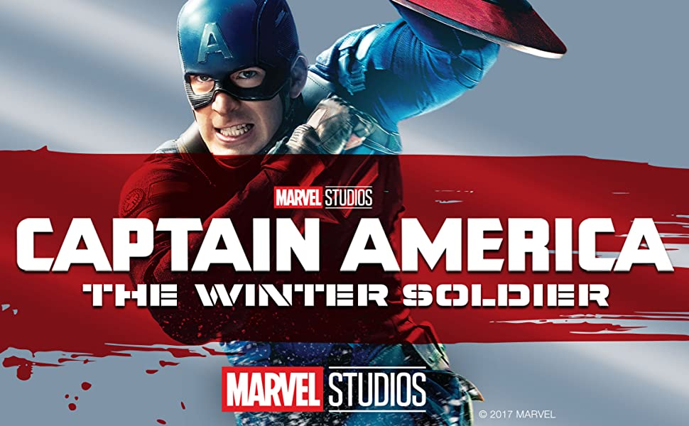 Captain America Winter Soldier Keystone Art