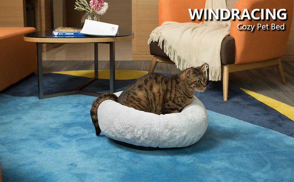 Donut Pet Bed