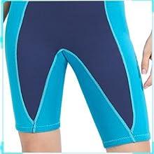 Frontal zipper swim neoprene suit scuba diving wet suits