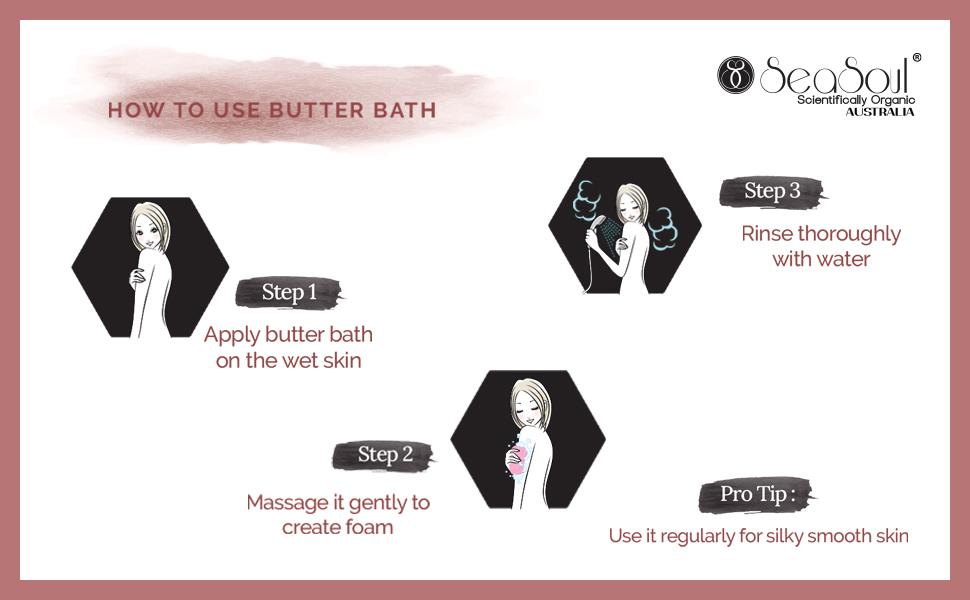 Seasoul Butter Bath