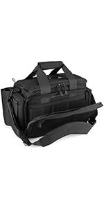 Tactical Gun Range Bag Pistol Shooting Duffle Bag
