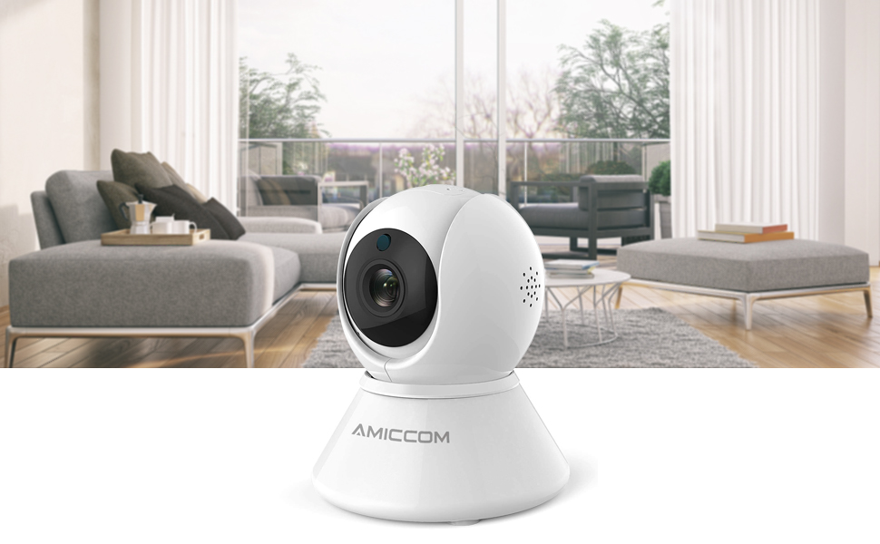 AMICCOM home security camera