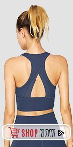 Long sports bra