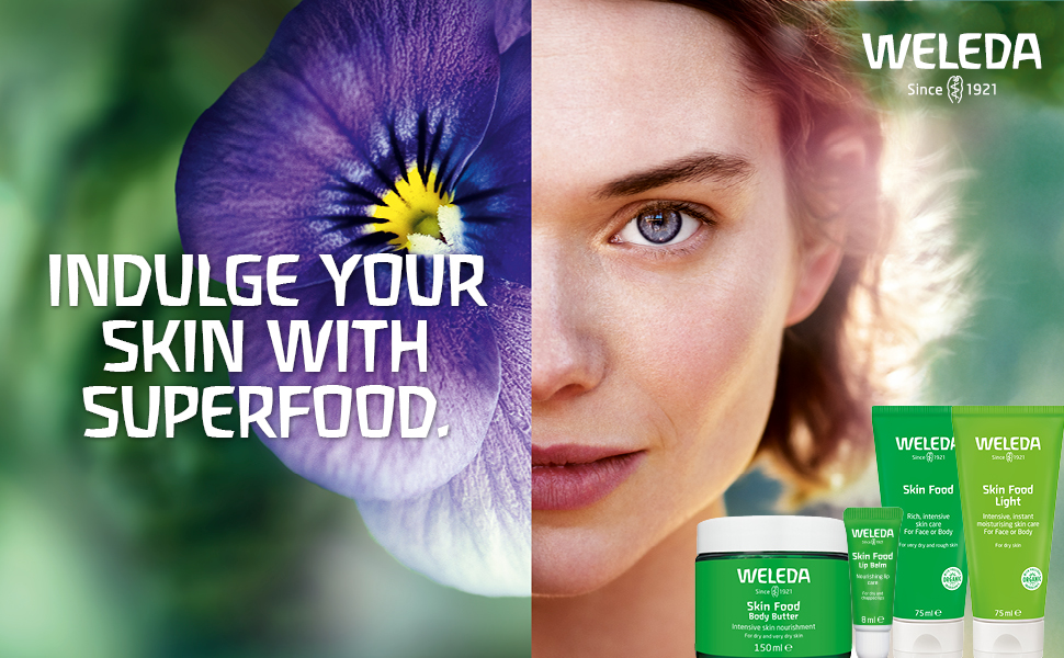 Indulge your skin with superfood