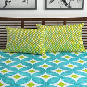 solimo bedsheets for double bed king size