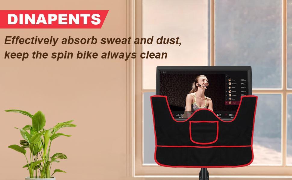 anti-slippery handlebar sweat towel