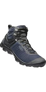 Men's Venture Vent Mid Height waterproof hiking boot outdoor