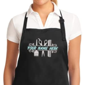 Hair stylist apron