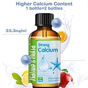 better absorption calcium drops for infants