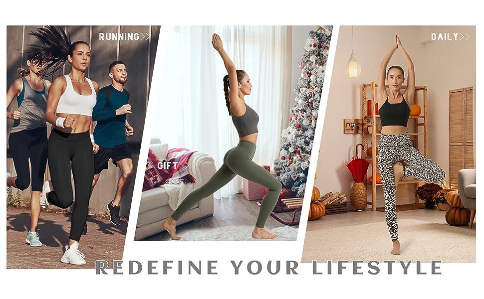 running leggings for women
