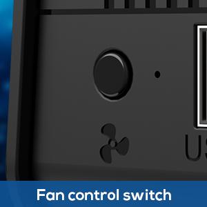 single power switch