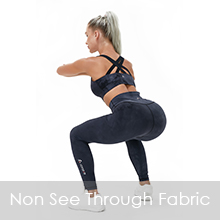 Exercise yoga pants for women running workout daily wear non see throuh