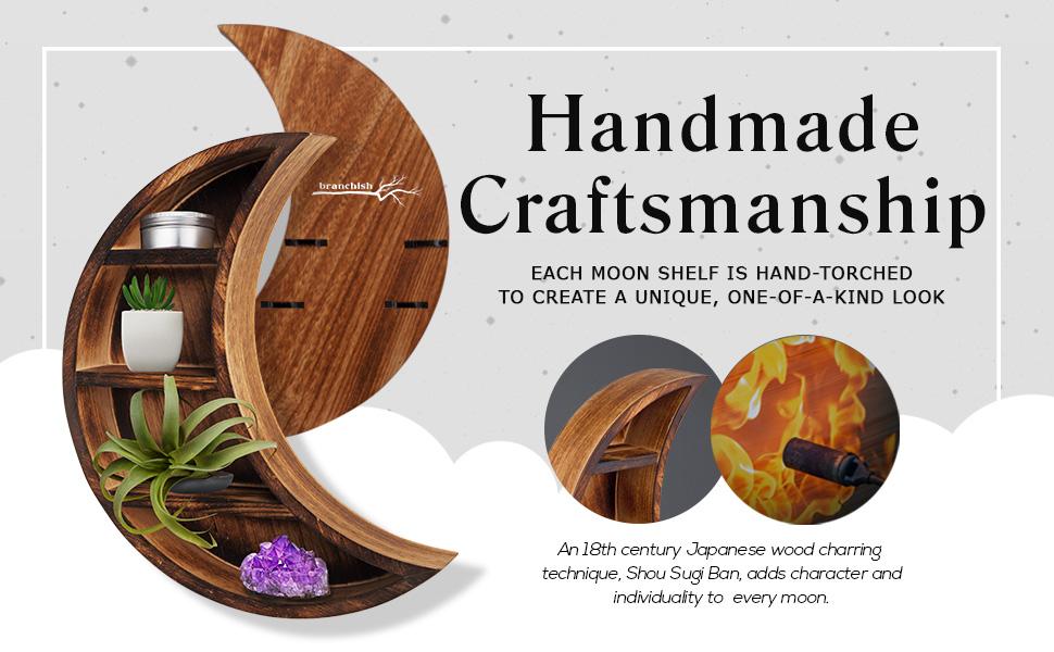 Handmade Craftsmanship