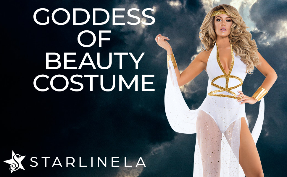 Starline Women's Goddess of Beauty Costume