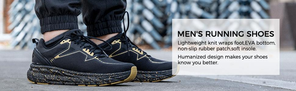 Wantdo Breathable Running shoes