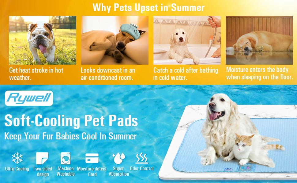 Self Cooling Pet Pads