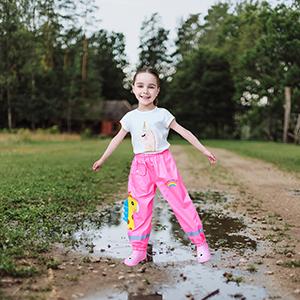 pantalones de agua impermeables
