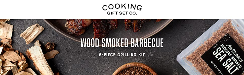 bbq gifts for men 8 piece grilling kit