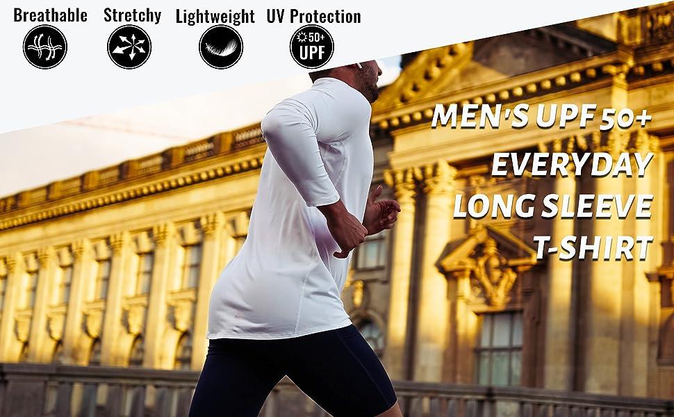 sun protection shirts men
