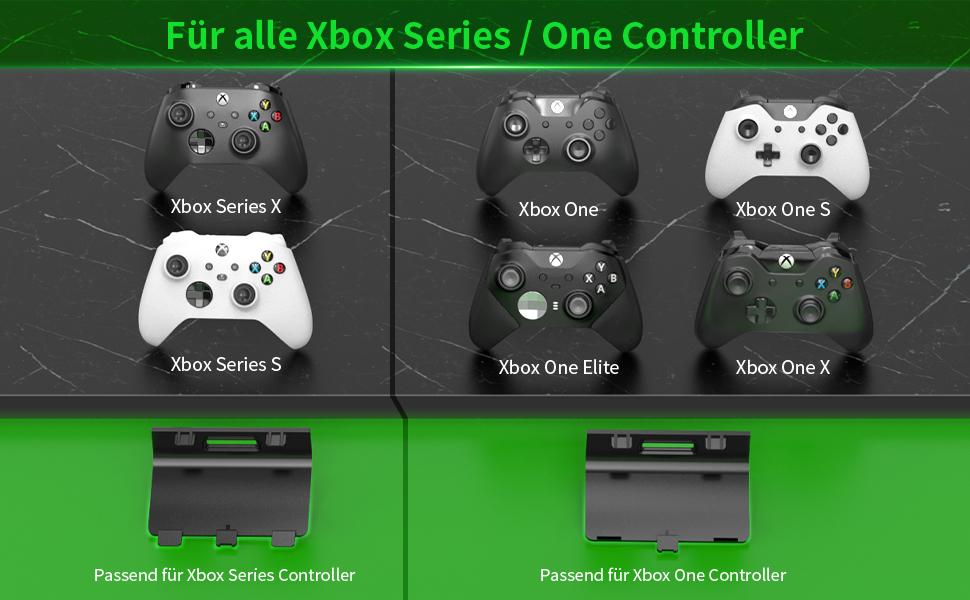 Für alle Xbox Series / One Controller