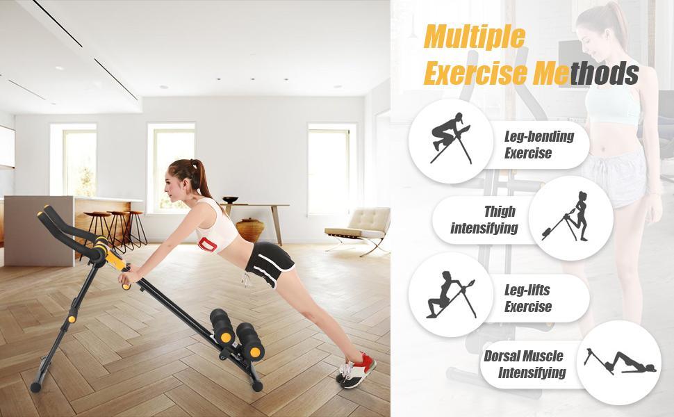 Multiple Exercise Methods