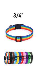 m collars,small dog collars