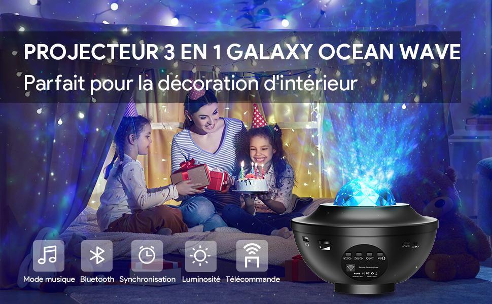 galaxy projector