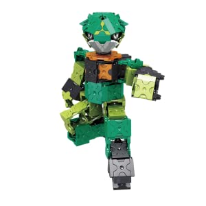 Jade Robot Toy