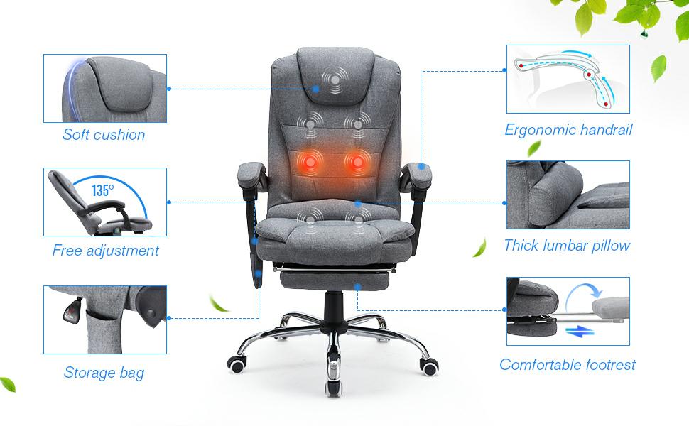 executive chair reclining