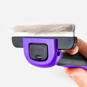 Perfect Long & Short Hair Pet Deshedding Tool