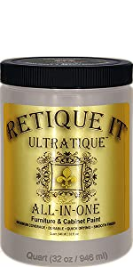 Ultratique All-in-one Chalk Furniture Paint