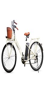 electric bike classic