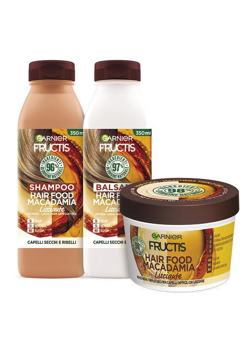 Kit per capelli Macadamia