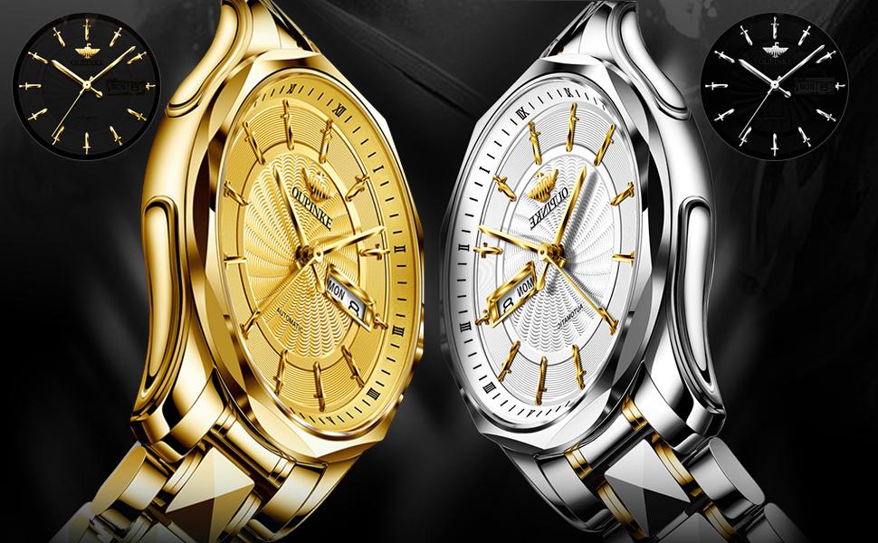 Swiss Brand Automatic watch men