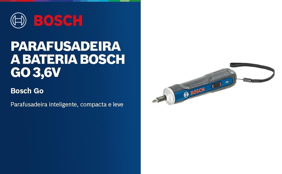Bosch Go 3,6V