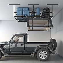 Truck Hardtop Garage Storage