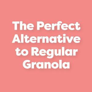 Alternative granola